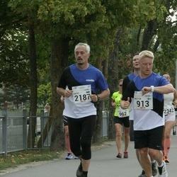Tallinna Maraton - Arttur Heikkilä (913), Raivo Võip (2187)