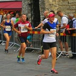 Tallinna Maratoni Sügisjooks 10 km - Heli Zvorovski (546), Andres Hallik (928), Jurijs Krupins (1817), Agate Kristapsone (4159)