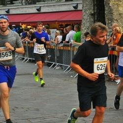 Tallinna Maratoni Sügisjooks 10 km - Sven Holter (625), Aleksei Bãmtka (840), Tarvo Kuus (2624), Karl-Villem Võsa (3563)