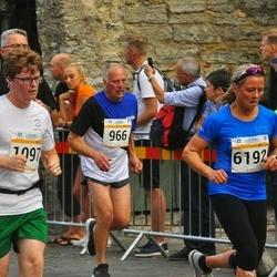 Tallinna Maratoni Sügisjooks 10 km - Aare Selge (966), Klaas Schippers (1097), Trine Gustavsen (6192)
