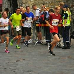 Tallinna Maratoni Sügisjooks 10 km - Artjom Chicherin (2442)