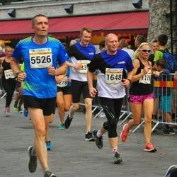 Tallinna Maratoni Sügisjooks 10 km - Arnold Viinamäe (5526)
