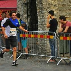 Tallinna Maratoni Sügisjooks 10 km - Andre Poopuu (5527)