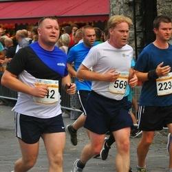 Tallinna Maratoni Sügisjooks 10 km - Björn Moritz (569), Andrei Nikiforov (642), Atis Matisons (2234)