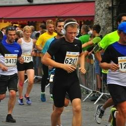 Tallinna Maratoni Sügisjooks 10 km - Veiko Meltsas (1267), Aron Valgmaa (6201)