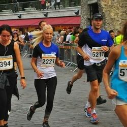 Tallinna Maratoni Sügisjooks 10 km - Anastasia Sakova (394), Kristiina Murula (2221), Irene Puusaar (5726)