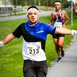 Tallinna Maraton - Akram Shalabi (213)