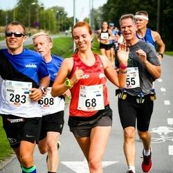 Tallinna Maraton - Andre Kaaver (283), Christian Baerlocher (655)