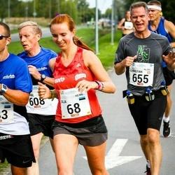 Tallinna Maraton - Silja Jürs (68), Christian Baerlocher (655)