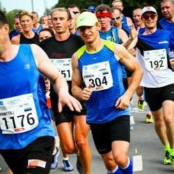 Tallinna Maraton - Ott Alver (192), Emrich Needo (304)