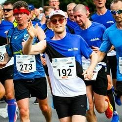 Tallinna Maraton - Ott Alver (192), Pekka Myllylä (273)