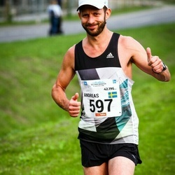 Tallinna Maraton - Andreas Persson (597)