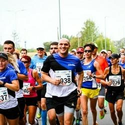 Tallinna Maraton - Edit Kannel (1258), Chris Barnes (1938)
