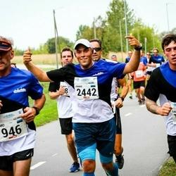 Tallinna Maraton - Jaanis Pikkof (2442)