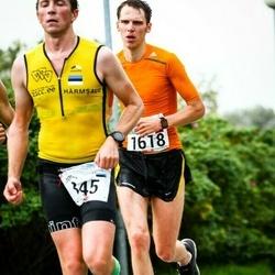 Tallinna Maraton - Jorma Härmsalu (345), Armands Arins (1618)