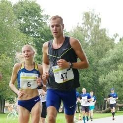 Tallinna Maraton - Olha Kotovska (6), Bert Tippi (47)