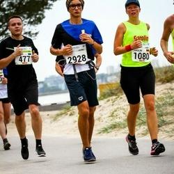 Tallinna Maraton - Carolin Pöppe (1080), Kaurit Lilienberg (2928)