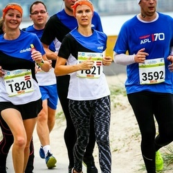 Tallinna Maraton - Maija Bildere (1820), Vija Bildere-Kode (1821), Branislav Bosika (3592)