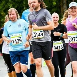 Tallinna Maraton - Boriss Shipunov (1439), Andrei Tsurikov (3149)