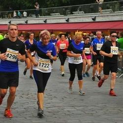 Tallinna Maratoni Sügisjooks 10 km - Olesja Roosmaa (1722), Anu Nõulik (2088), Marko Kivirand (2951), Arno Peever (4296)