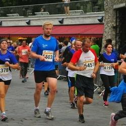 Tallinna Maratoni Sügisjooks 10 km - Elve Jalasto (2467), Annika Koppel (4668), Annika Õunapuu (5378), Peeter Anijalg (5503), Przemyslaw Klimczak (6451)