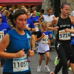 Tallinna Maratoni Sügisjooks 10 km - Andra Klettenberg (4614), Kristiin Bauer (5724), Kirill Marchuk (6481)