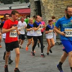 Tallinna Maratoni Sügisjooks 10 km - Artjom Martonenko (3845), Kaspars Praulins (6230)