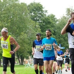 Tallinna Maraton - Anatolii Zhdanov (360), Ilia Batyrev (714)