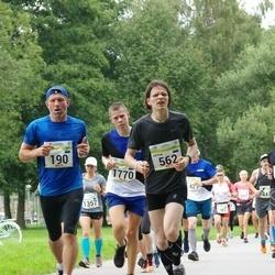 Tallinna Maraton - Ain Kaljurand (190), Artemi Kurski (562)