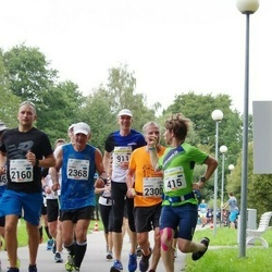 Tallinna Maraton - Endre Varik (415), Toomas Põder (2368)