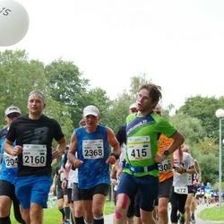 Tallinna Maraton - Endre Varik (415), Kaur Tammepuu (2160), Toomas Põder (2368)