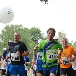 Tallinna Maraton - Endre Varik (415), Kaur Tammepuu (2160)