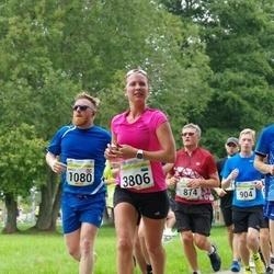 Tallinna Maraton - Marco Macchieraldo (1080), Liisa Kull (3806)