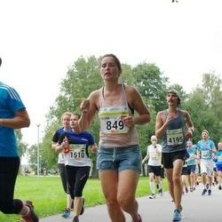 Tallinna Maraton - Elena Silaja (849), Ingrid Ait (1510), Björn Lapakko (4195)