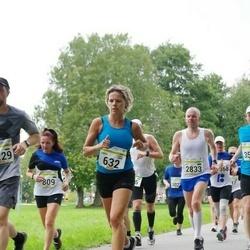 Tallinna Maraton - Emma Bijnen (632), Ado Are (2833)