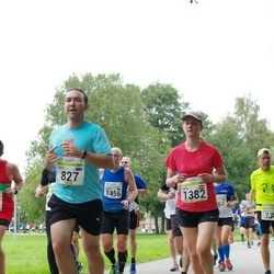 Tallinna Maraton - David Winter (827), Evita Ragovska (1382)