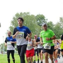 Tallinna Maraton - Mikhail Riazanov (995), Aleksei Gilfanov (2295)