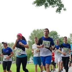 Tallinna Maraton - Jaana Leidas-Meerits (1286), Mihkel Pihl (1311), Artur Raik (2727)