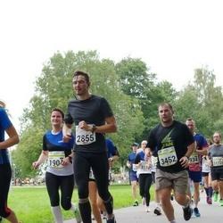Tallinna Maraton - Christo Klettenberg (2855), Artjom Karja (3452)