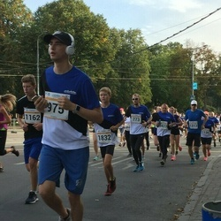 Tallinna Maratoni Sügisjooks 10 km - Martin Paas (773), Rait Rätsep (975), Patrik Rahula (1162), Artur Soo (1832)