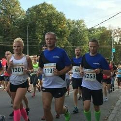 Tallinna Maratoni Sügisjooks 10 km - Aare Kilp (1195), Jan Kõrva (2253)