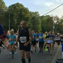 Tallinna Maratoni Sügisjooks 10 km - Alexander Shaykin (1661)
