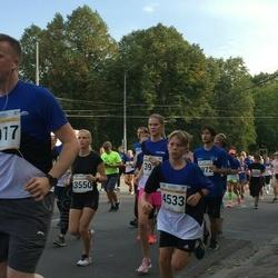 Tallinna Maratoni Sügisjooks 10 km - Andero Toomik (4533)