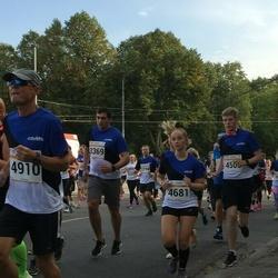 Tallinna Maratoni Sügisjooks 10 km - Agnes Aguraiuja (4681)