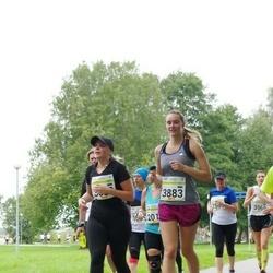 Tallinna Maraton - Agita Solzemniece (3883)
