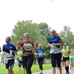 Tallinna Maraton - Anastasia Serova (2097), Merilin Tammik (2513)