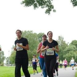 Tallinna Maraton - Anni Reitalu (3501), Andres Kauts (3502)