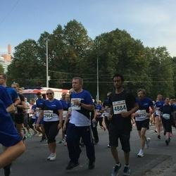 Tallinna Maratoni Sügisjooks 10 km - Annika Kiho (2964), Shashank Harwalkar (4884)