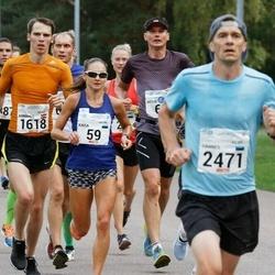 Tallinna Maraton - Kaisa Kukk (59), Armands Arins (1618)