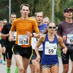 Tallinna Maraton - Kaisa Kukk (59), Artur Praun (60), Armands Arins (1618)